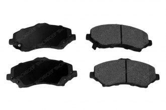 Monroe® GX1273 - ProSolution™ Ceramic Front Brake Pads