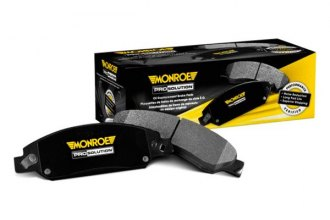 Monroe® - ProSolution™ Semi Metallic Front Brake Pads