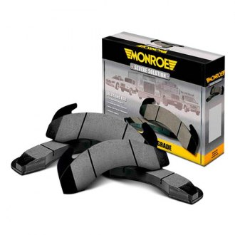 Monroe® - Severe Solution™ Semi-Metallic Front Disc Brake Pads
