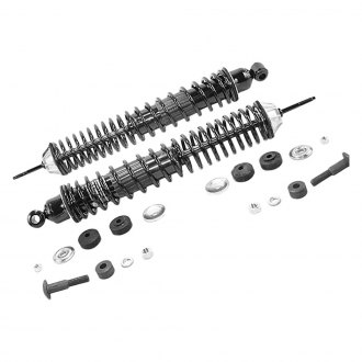 Monroe® - Sensa-Trac™ Load Adjusting Rear Shock Absorbers