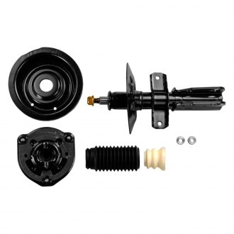 Monroe® - Front Passenger Side Air to Coil Springs Conversion Kit