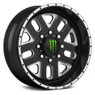 MONSTER ENERGY® - 539BM Gloss Black with CNC Milled Accents