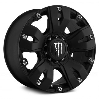 MONSTER ENERGY® - 642B Satin Black