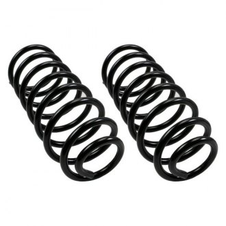 2002 Volkswagen Jetta Replacement Coil Springs & Components – CARiD com