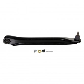 MOOG® - Problem Solver™ Rear Driver Side Lower Non-Adjustable Control Arm and Ball Joint Assembly