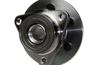 MOOG® - Front Hub Assembly