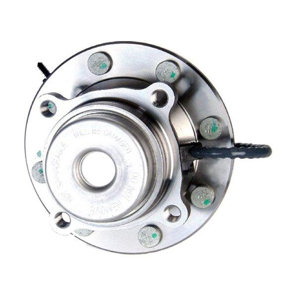 GMC Savana 3500 2016-2017 Front Wheel Bearing And