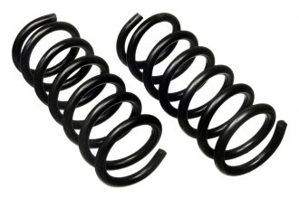 MOOG® - Heavy Duty Replacement Front Coil Springs