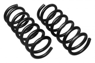 MOOG® 81003 - Standard Duty Replacement Rear Coil Springs
