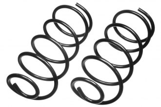 MOOG® 81134 - Front Coil Springs