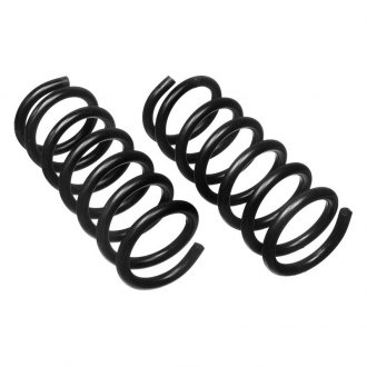 MOOG® - Standard Duty Replacement Rear Coil Spring Set