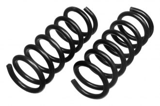 MOOG® 81428 - Front Coil Springs