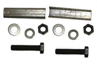 MOOG® - Front Lower Strut Mount Alignment Camber Wedge Kit