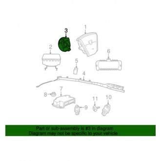 Chrysler Sebring Electrical Parts Switches Sensors Relays. Mopar Air Bag Clockspring. Chrysler. Plastic Interior Parts Diagram 2008 Chrysler Sebring At Scoala.co