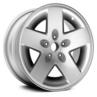 "Mopar® - 17"" 5 Spokes Alloy Wheel"