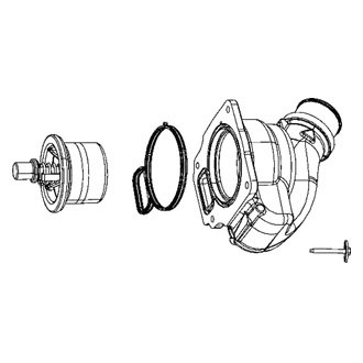 Mopar® - Thermostat Housing