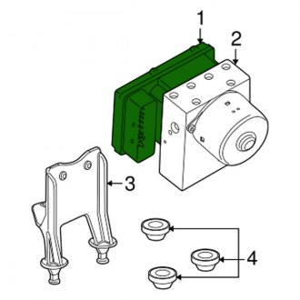 Dodge Journey Replacement Anti-lock Brake System (ABS) Parts