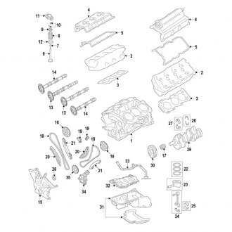 Mopar® - Engine Block