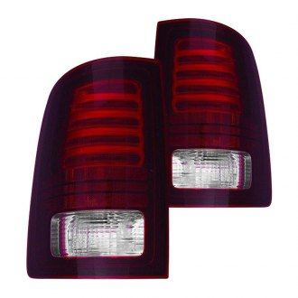Mopar® - Black Factory Replacement Tail Lights