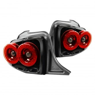 Morimoto® - XB™ Black/Red LED Tail Lights