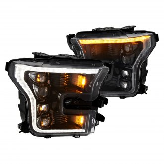 2016 Ford F-150 Switchback & Sequential Headlights — CARiD com