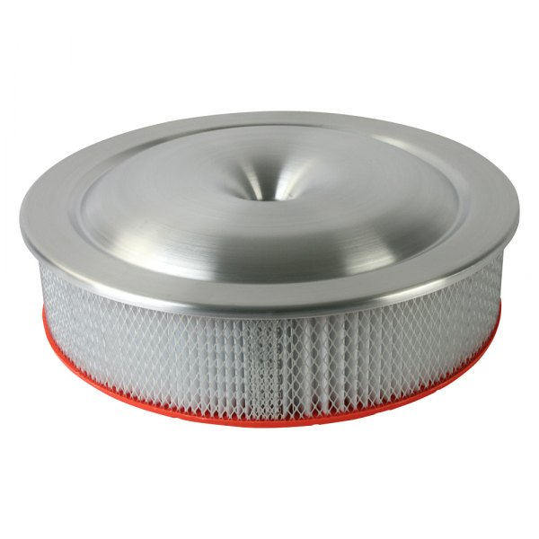 Low Profile Air Cleaner Base : Moroso low profile racing air cleaner assembly