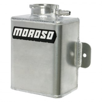 Moroso® - Fabricated Aluminum Coolant Expansion Tank
