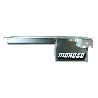 Moroso® - Street and Strip Rear Wet Sump Oil Pan