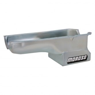 Moroso® - Wet Steel Sump Oil Pan