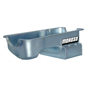 Moroso® - Street and Strip Wet Sump Oil Pan
