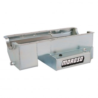 Moroso® - Sportsman Series Steel Oval Track Oil Pan