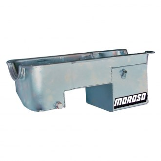 Moroso® - Steel Wet Sump Oil Pan