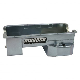 Moroso® - Drag and Road Race Oil Pan