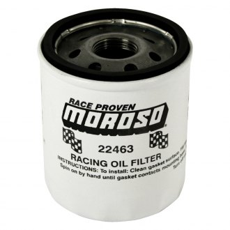 Cadillac Performance Engine Oil Filters & Relocation Kits at