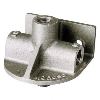 Moroso® - Remote Oil Filter Mount