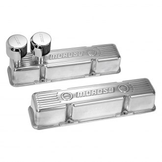 Moroso® - Ribbed Valve Cover