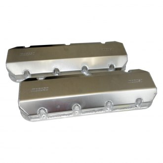Moroso® - Fabricated Aluminum Valve Cover DM Style