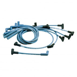 Moroso® - Blue Max™ Spiral Core Sleeved Wire Set