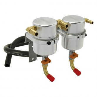 Moroso® - Twin Large Body Oil Catch Can