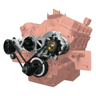 Moroso® - Vacuum Pump/Alternator With Tensioner
