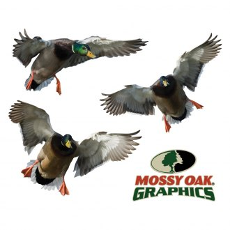 "Mossy Oak Graphics® - ""Mallard 3 Drakes"" Decal"