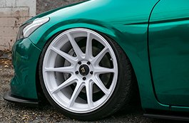 MOTEGI RACING® - Wheels on Honda Accord Coupe Airtekk