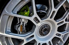 MOTEGI RACING® - MR120 Wheels on Porsche