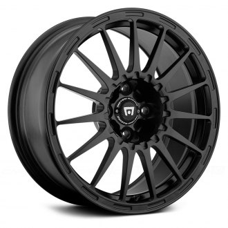 MOTEGI RACING® - MR119 RALLYCROSS S Satin Black with Clear Coat
