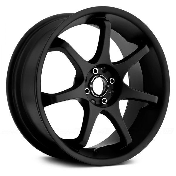 MOTEGI RACING® - MR125 Satin Black