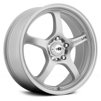MOTEGI RACING® - MR131 TRAKLITE Silver
