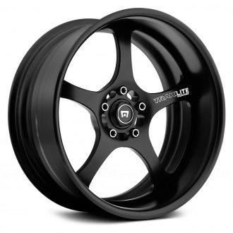 MOTEGI RACING® - MR221 TRAKLITE 1.0 2PC Satin Black