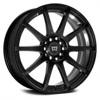 MOTEGI RACING® - SP10 Matte Black with Clear Coat