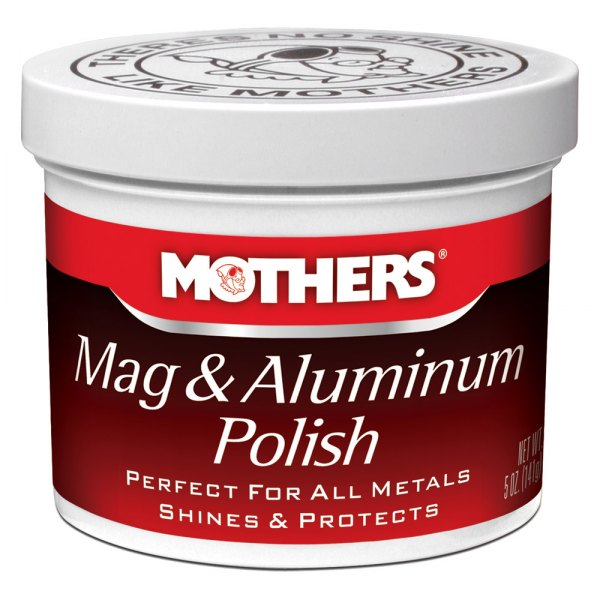 Mothers® - 5 oz. Mag and Aluminum Polish