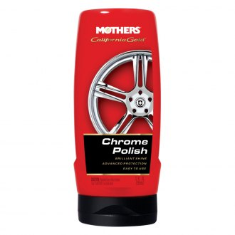 Mothers® - California Gold™ Chrome Polish
